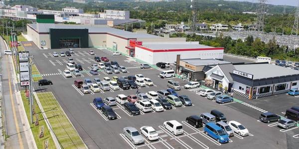ショッピングセンター開発・賃貸事業