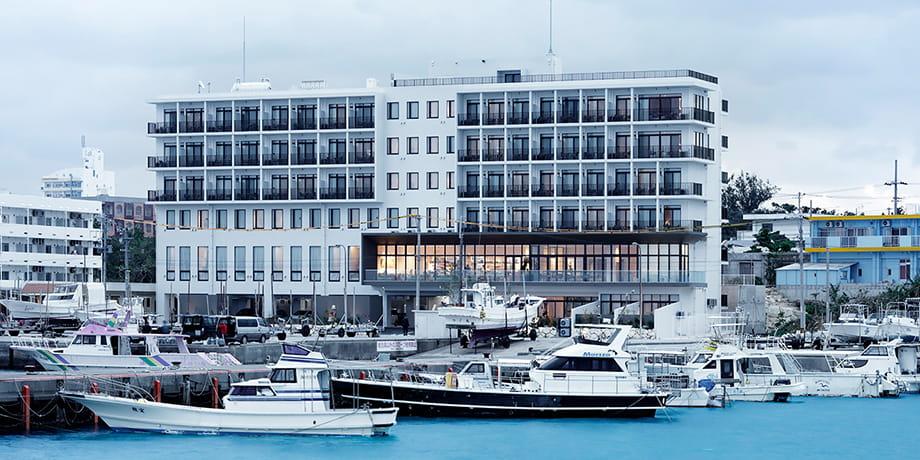ホテル開発・賃貸事業